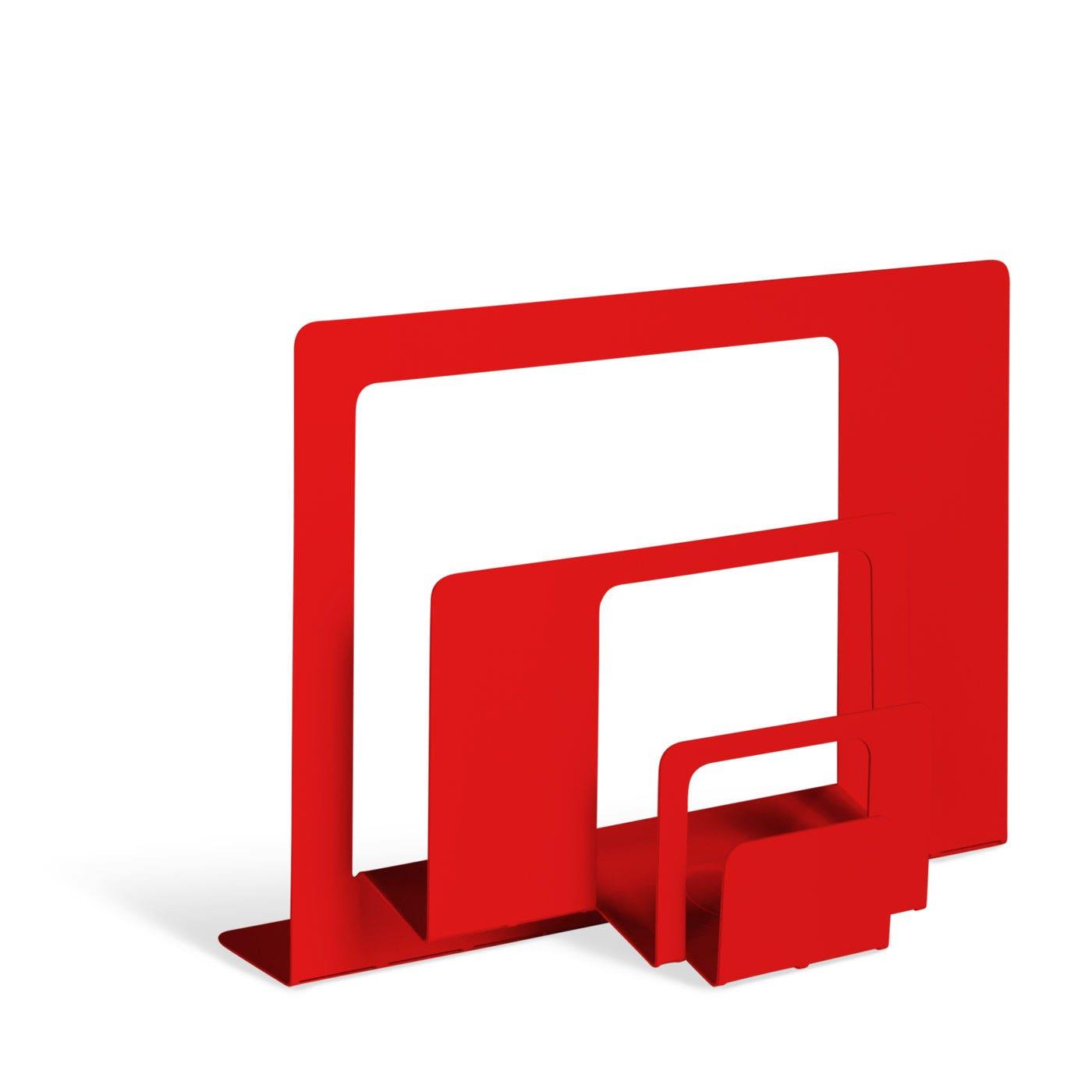 2D 3D Letter Holder Modern Desk Accessories