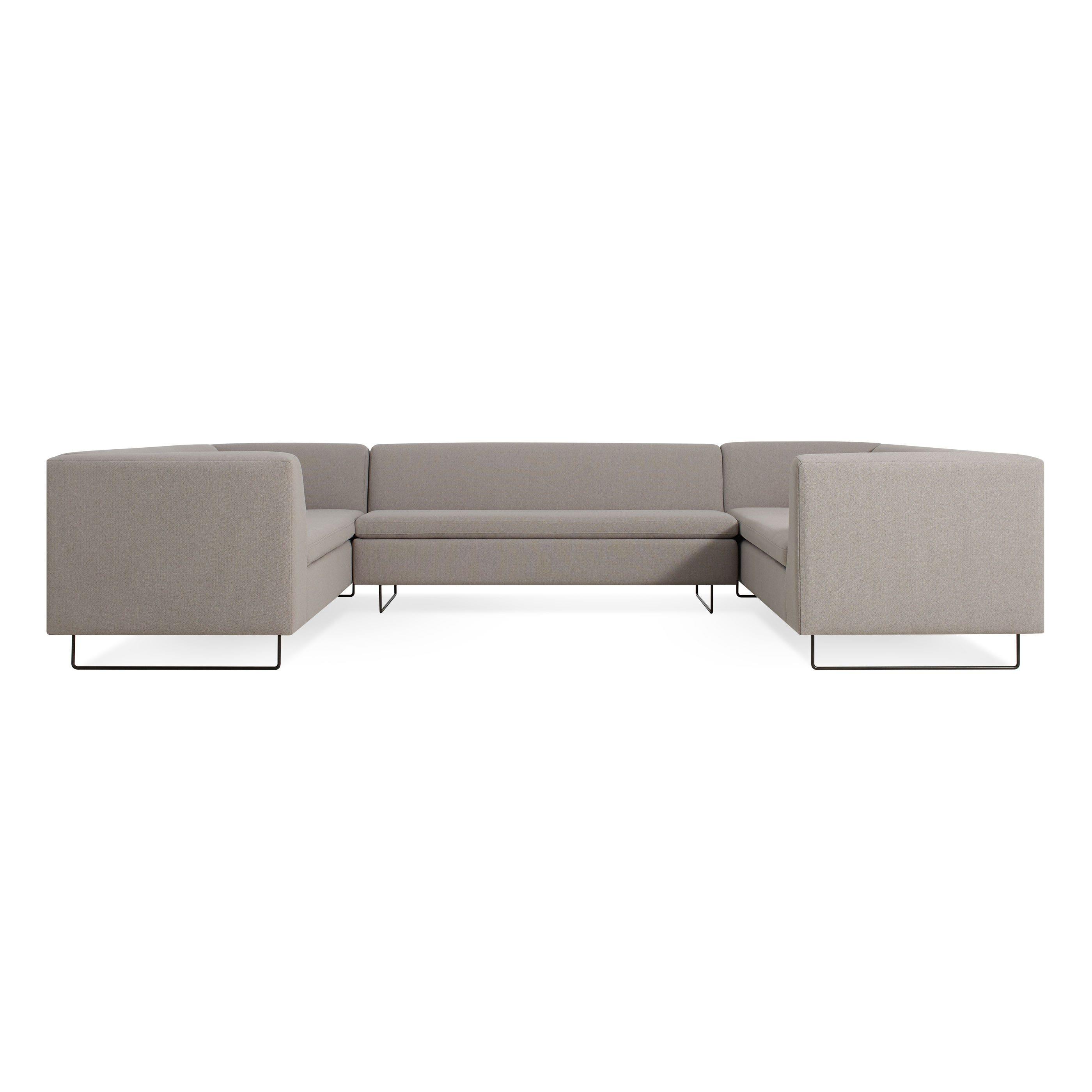 Bonnie & Clyde Modular U Shaped Sectional Sofa