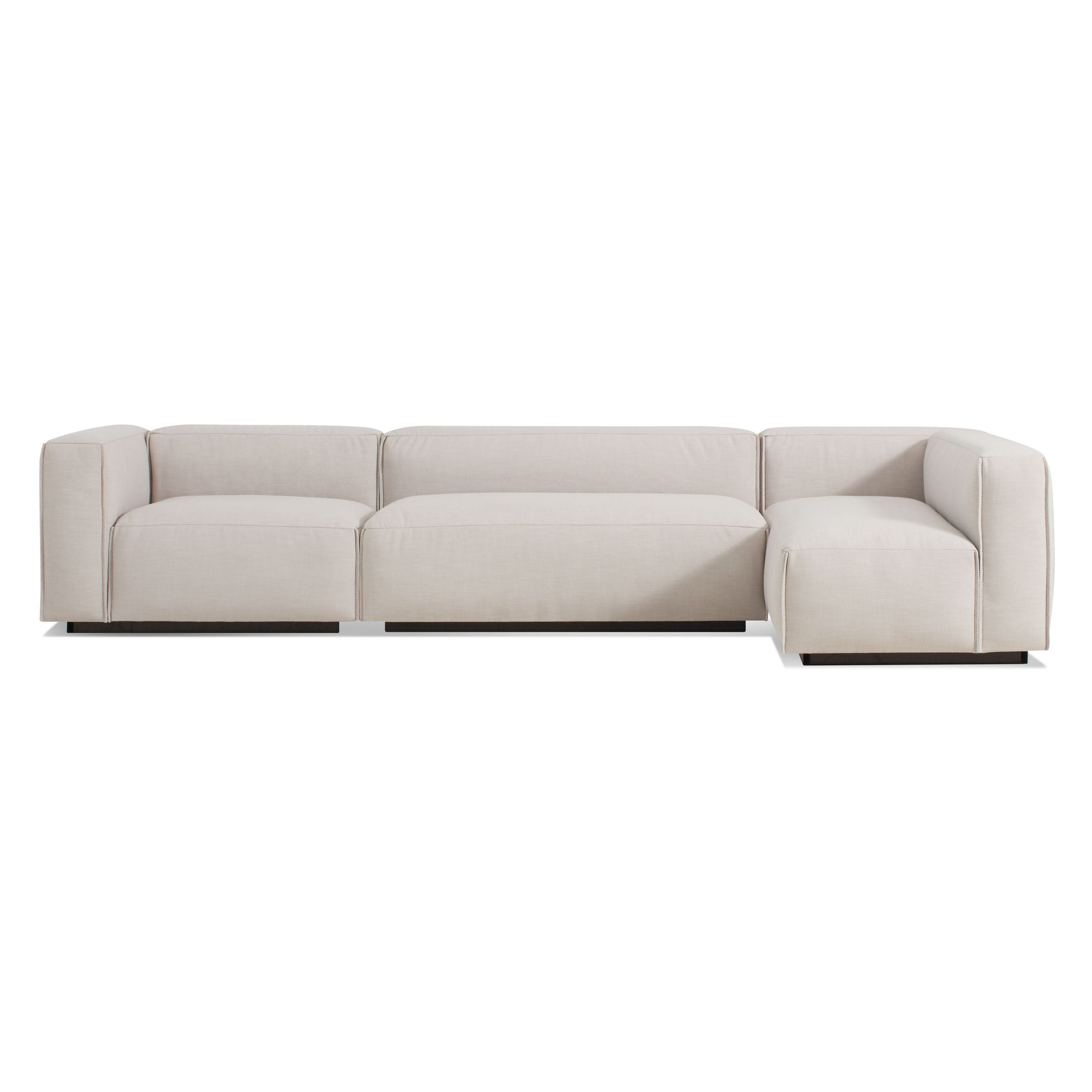 Previous image Cleon Medium+ Sectional Sofa - Craig Sand ...  sc 1 st  Blu Dot : blu dot sectional - Sectionals, Sofas & Couches