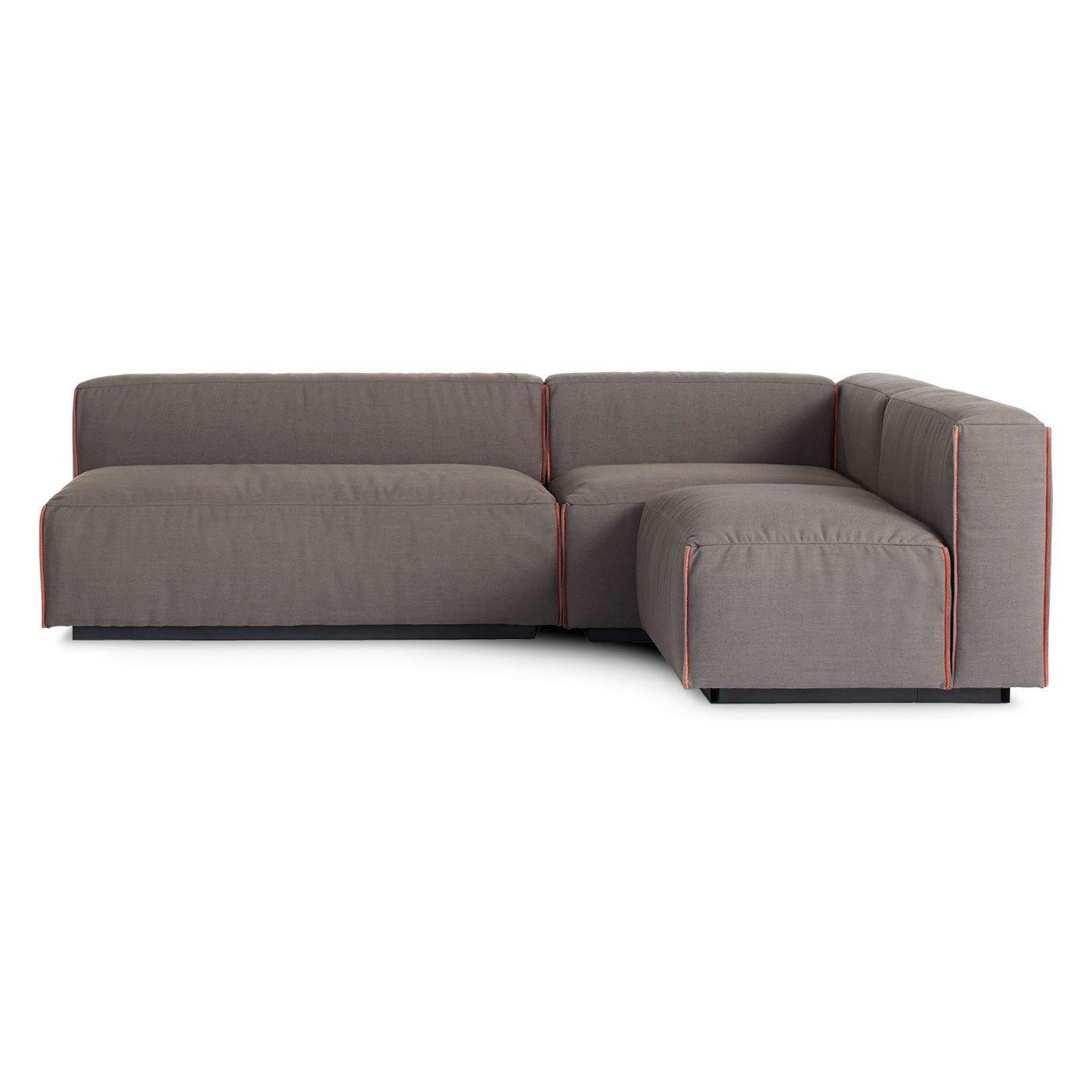 Cleon Medium Sectional Sofa  sc 1 st  Blu Dot : armless sectionals - Sectionals, Sofas & Couches