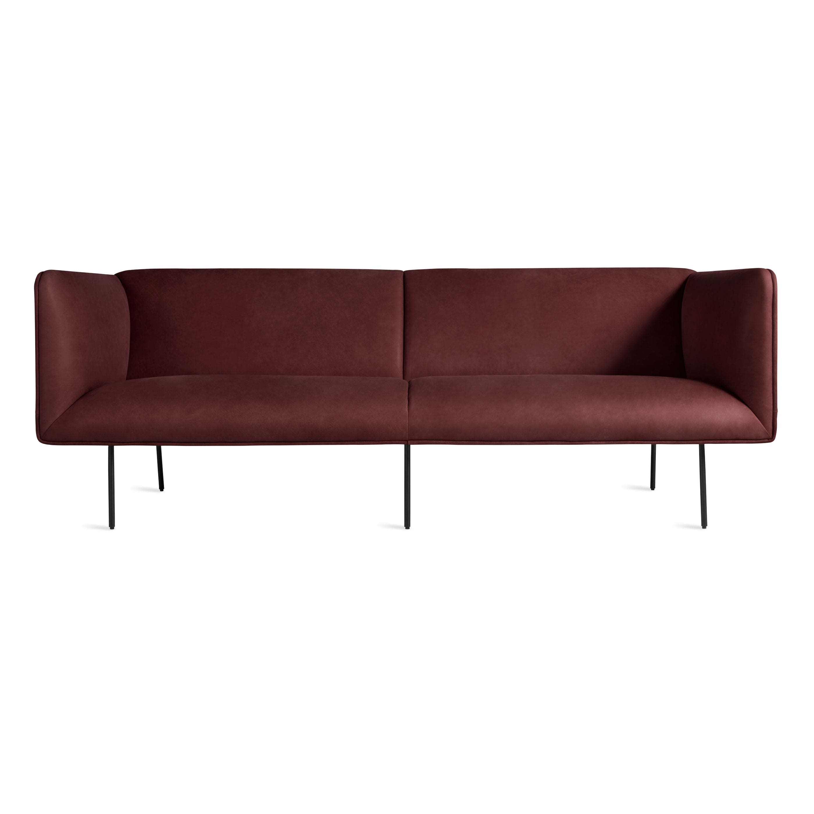 "Dandy 96"" Leather Sofa Modern Fabric Sofa"