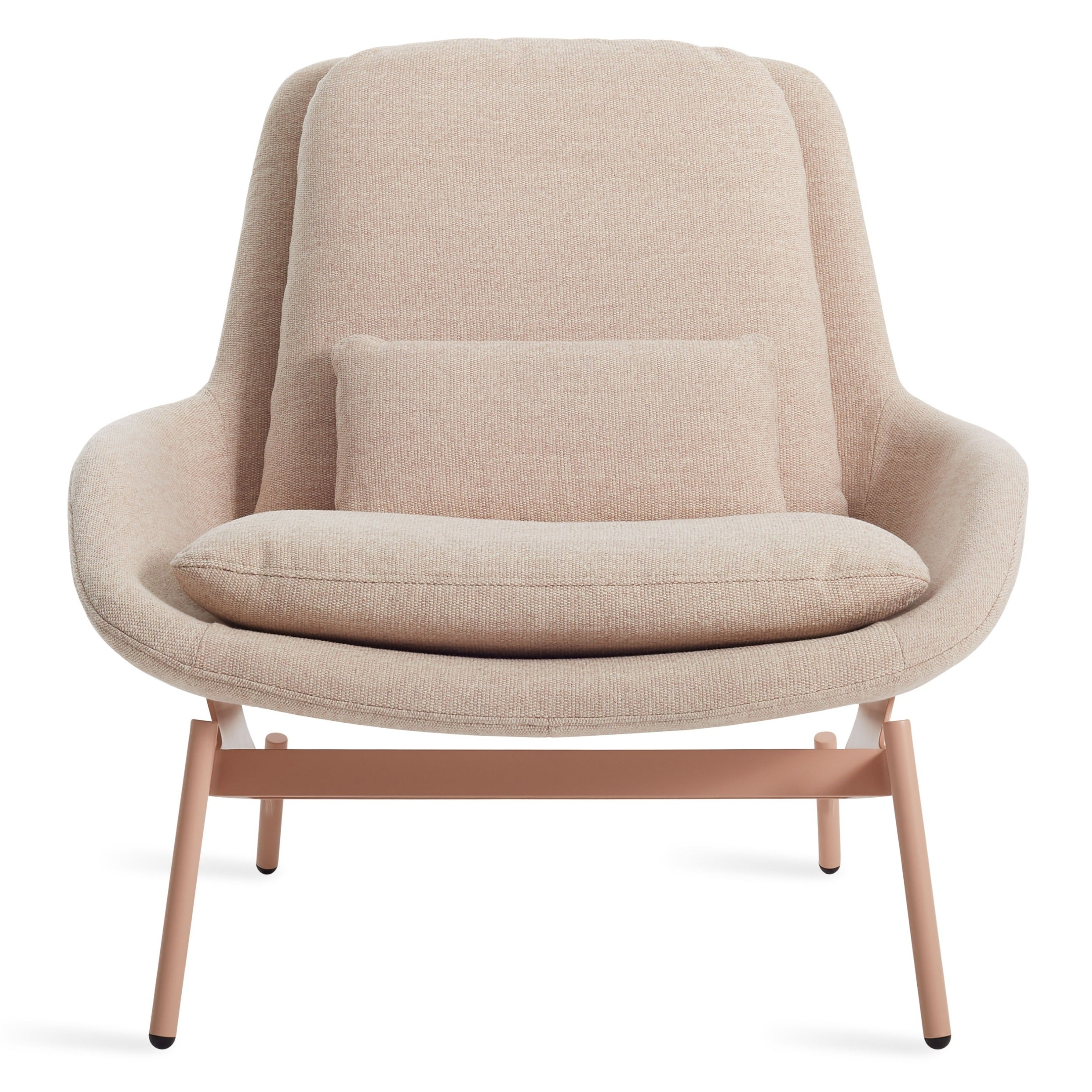 Previous Image Field Lounge Chair   Tait Blush ...