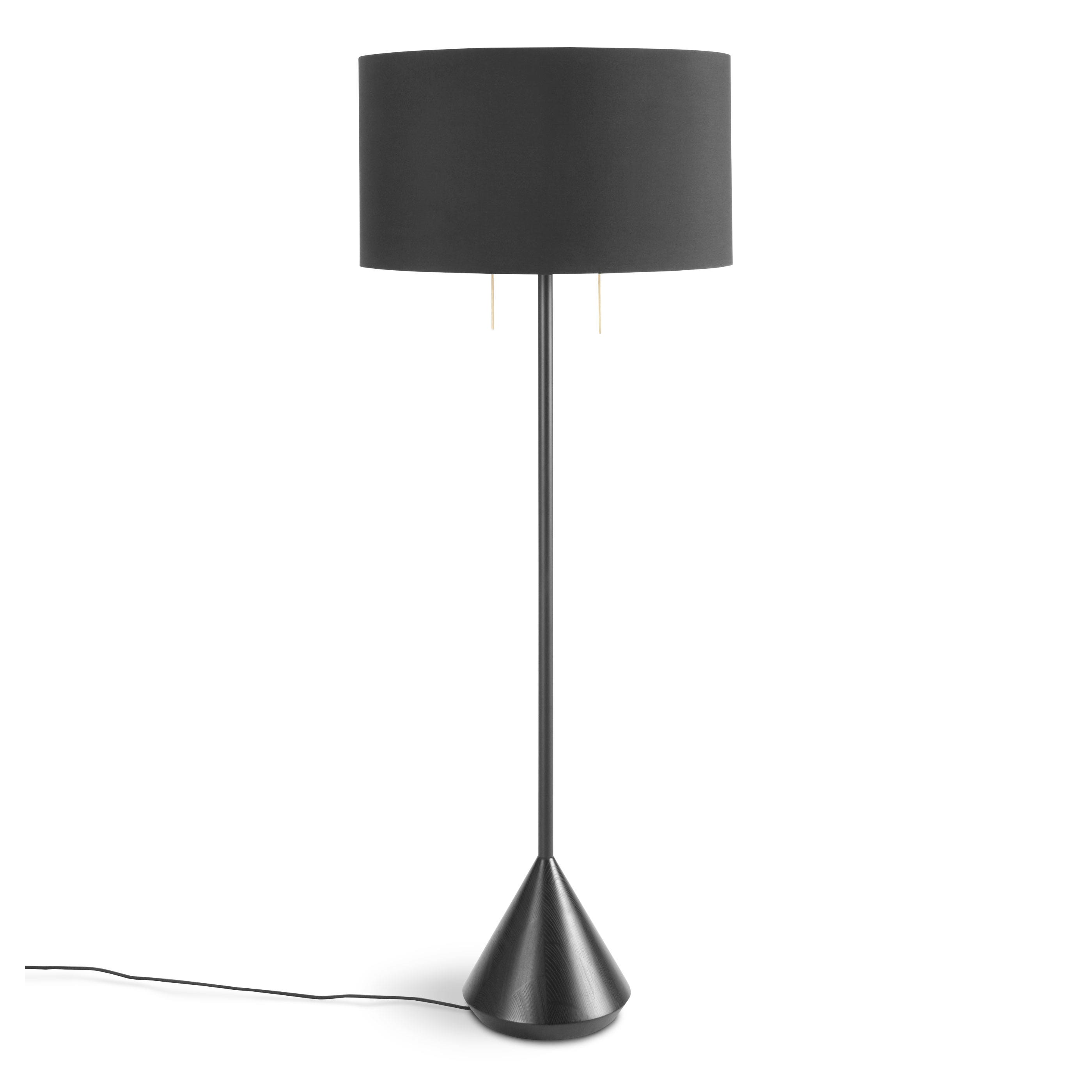 Flask floor lamp minimalist floor lamp blu dot previous image flask floor lamp black geotapseo Image collections