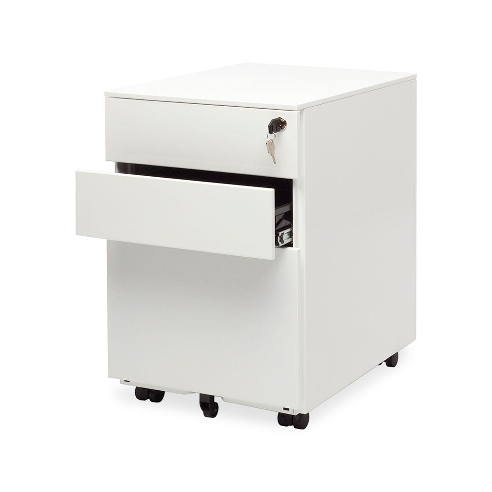 Awesome Previous Image White Modern Filing Cabinet No.