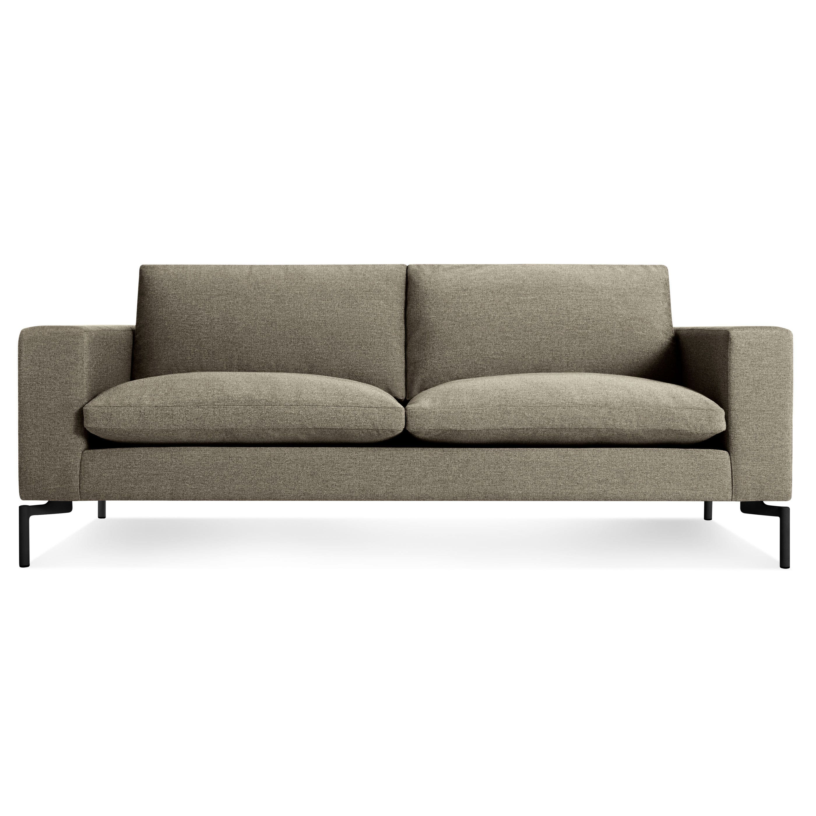"New Standard 78"" Sofa Modern Fabric Sofas"