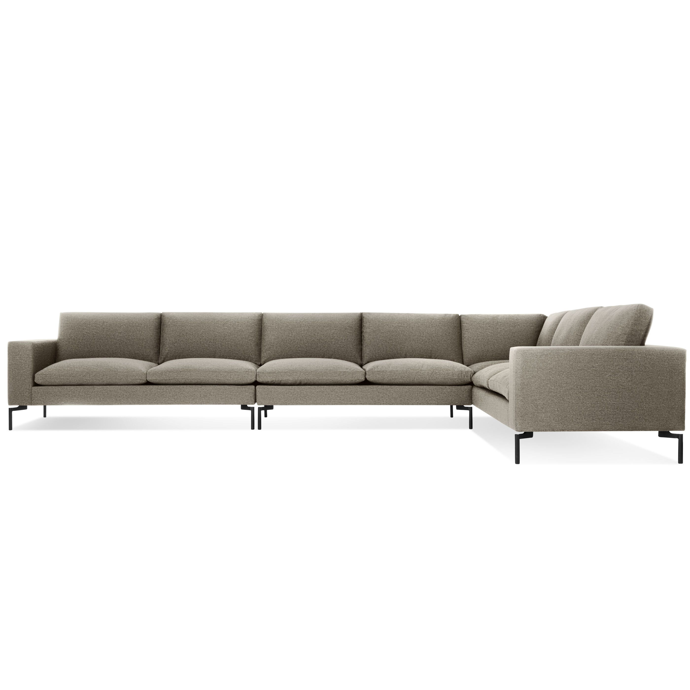 New Standard Fabric Sectional Sofa