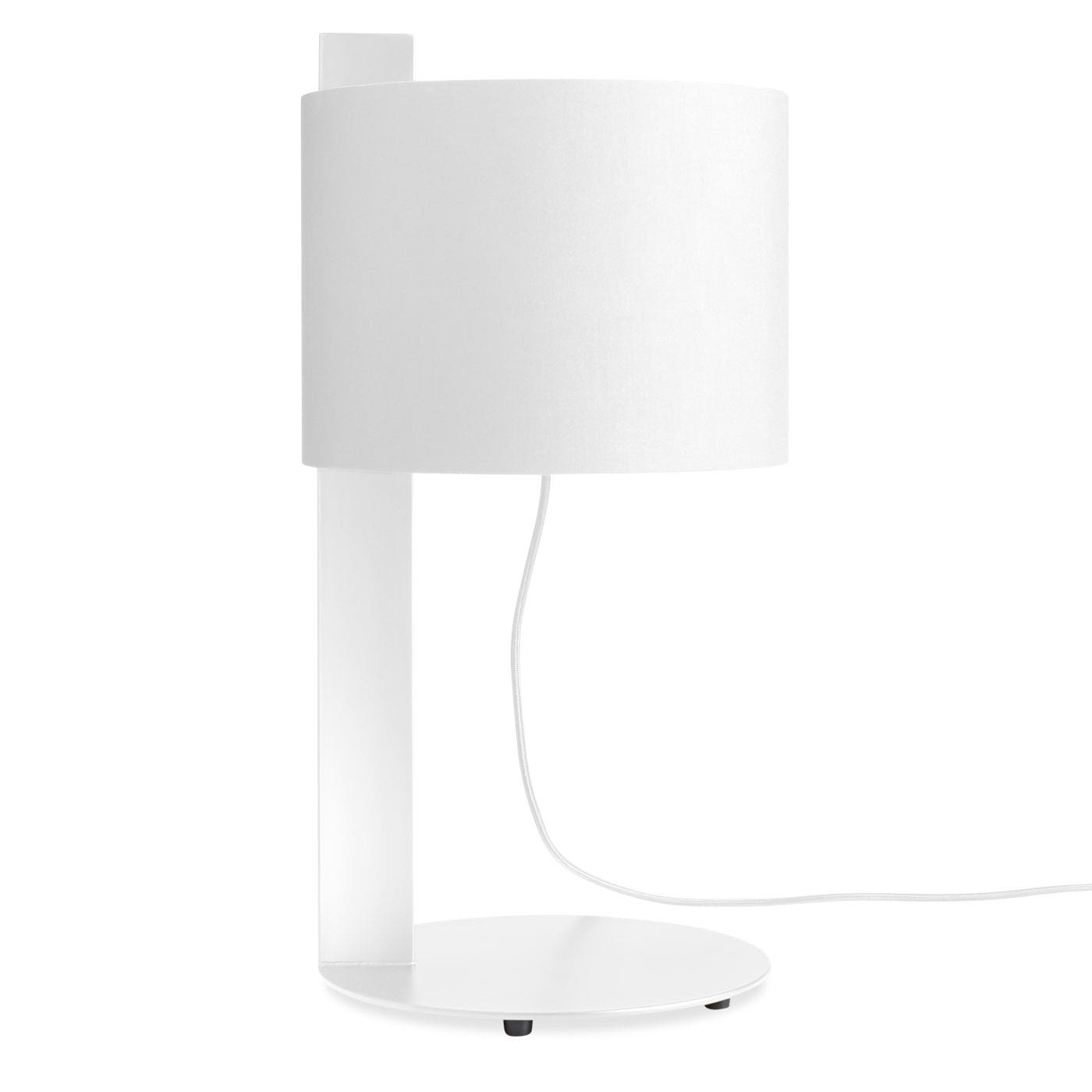Note metal table lamp modern table lamps blu dot previous image note table lamp white geotapseo Images