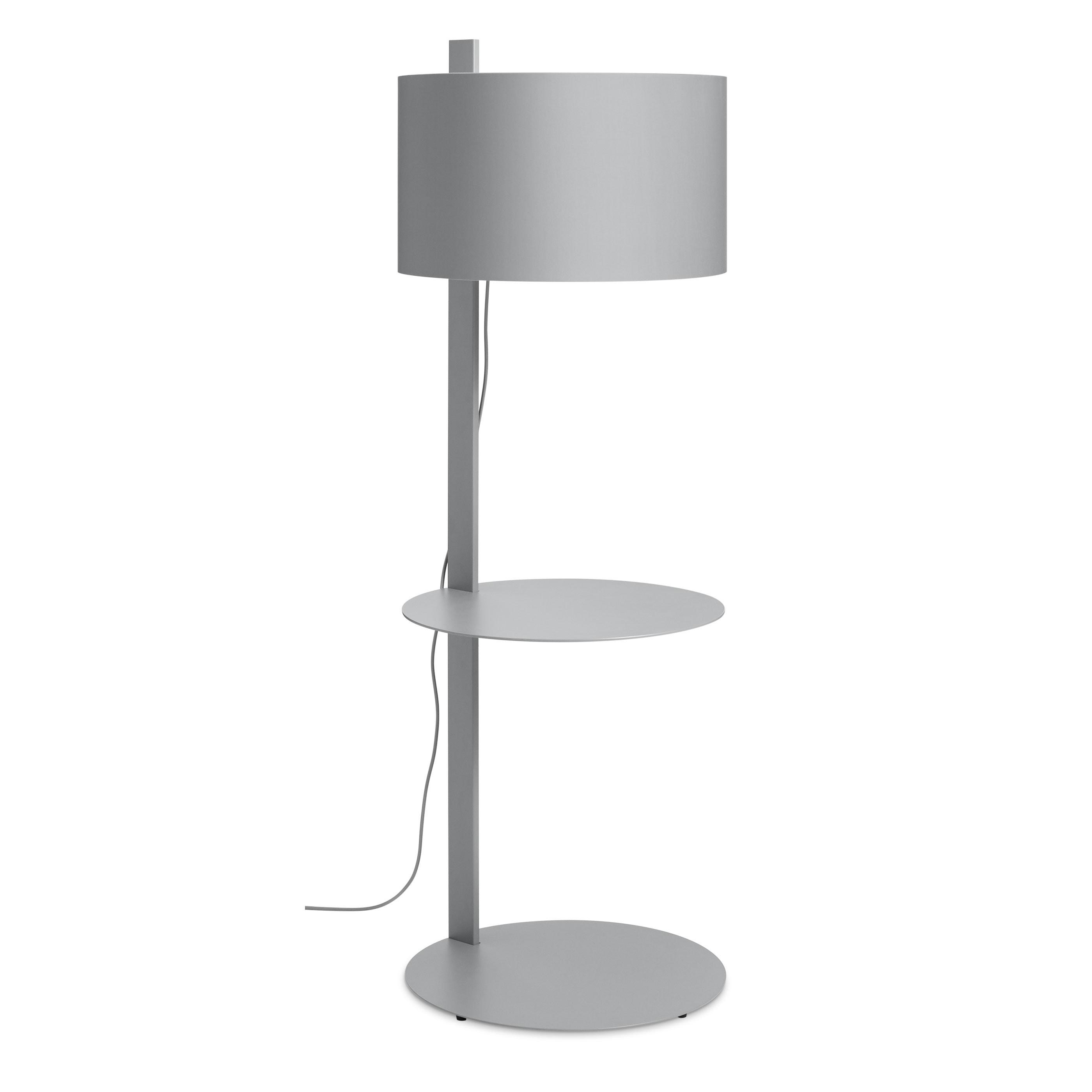 base floor linen shades shade white large lamp lightologie tripod