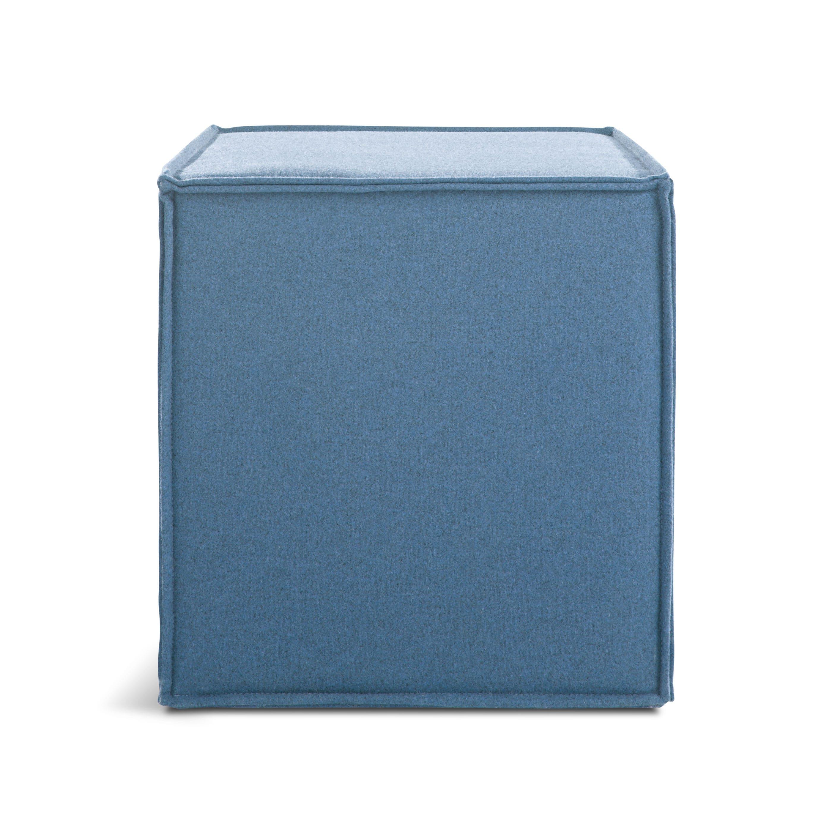 Otto Cube Ottoman - Modern Cube Ottoman | Blu Dot