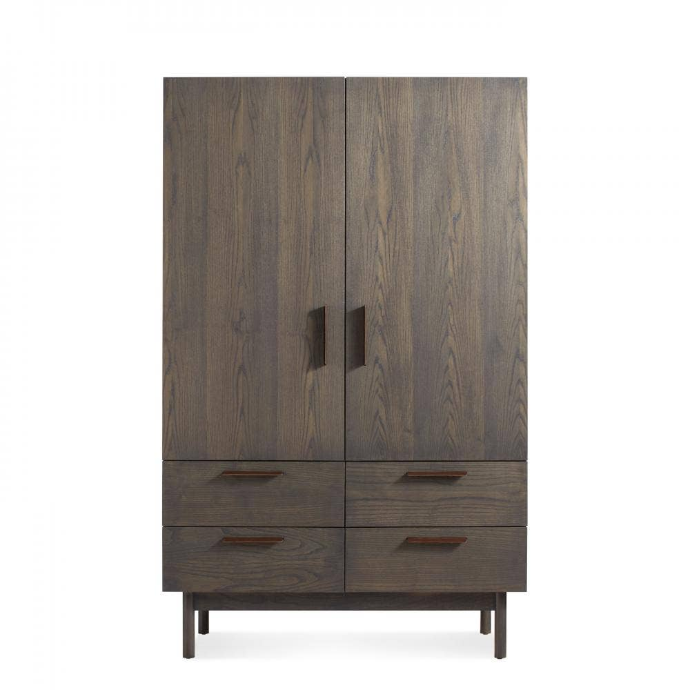 Aktenschrank design  Shale Wardrobe - Modern Living Room and Bedroom Storage - Blu Dot