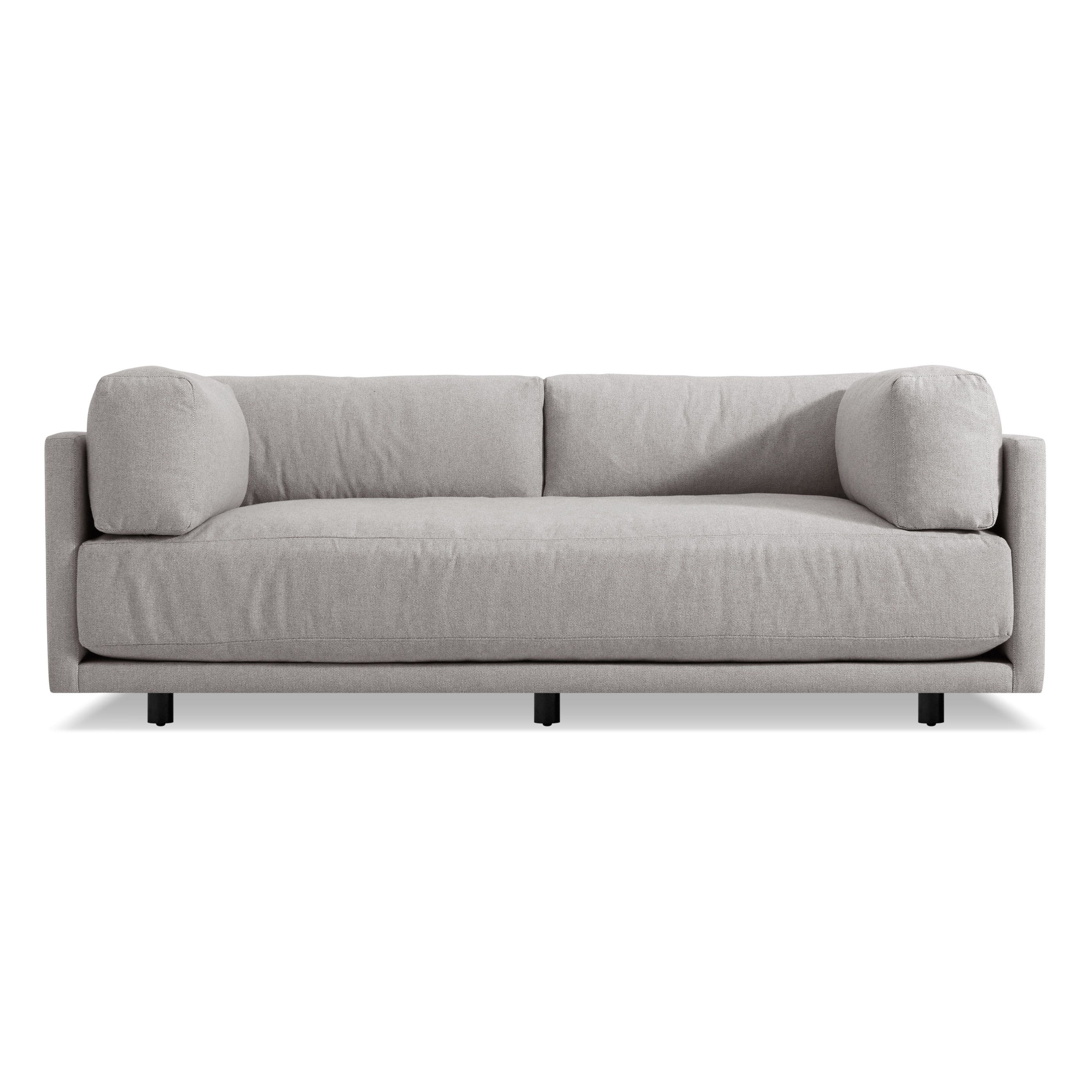 "Sunday 82"" Sofa Modern Fabric Sofa"