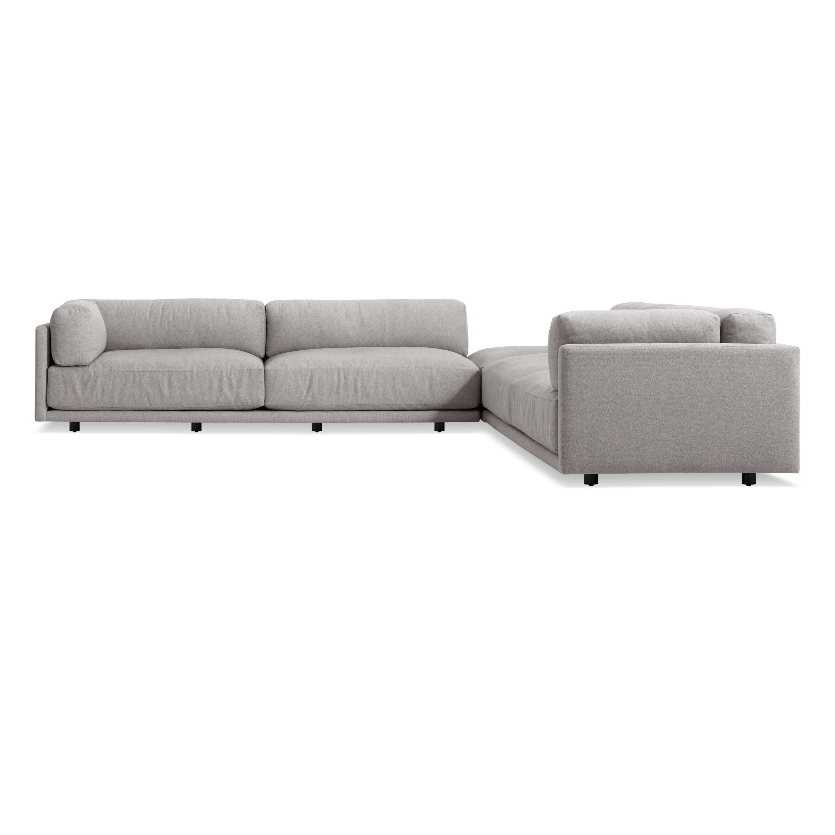 Sunday Backless L Sectional