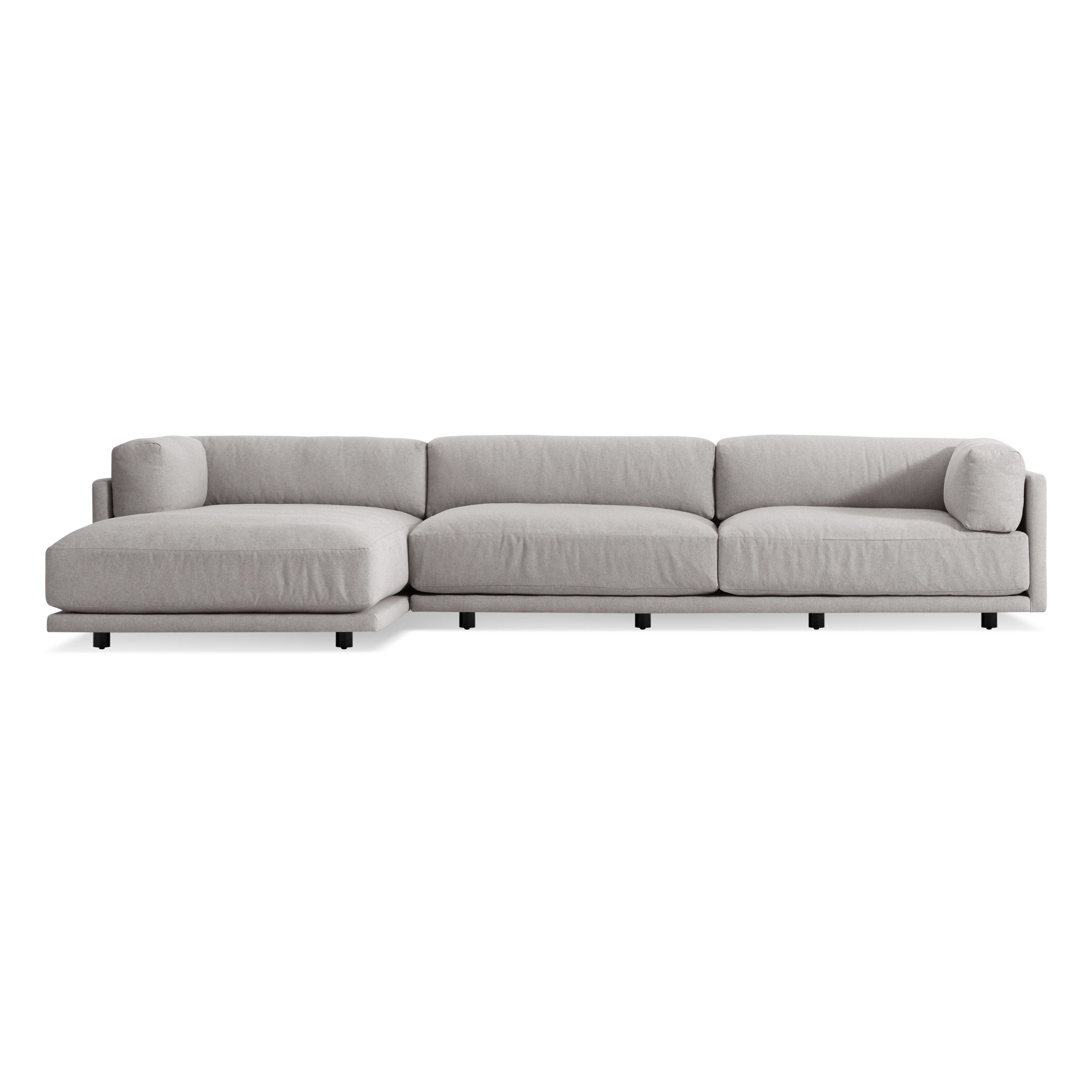 imports piece arm arms pier sectional zoom alton with right in ecru chaise